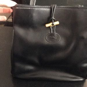 Longchamps very soft supple leather as new